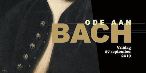 """Het Flevo Bach Consort presenteert - """"Ode aan Bach"""""""