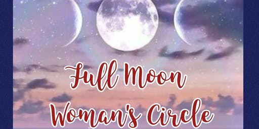 Full Moon Women's Circle on the beach