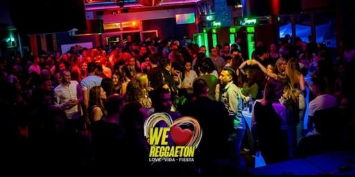 We Love Reggaeton -Birthday Edition I Hamburg
