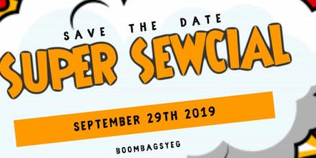 #boombagsYEG & Ritchie Community League present: SUPER SEWcial tickets