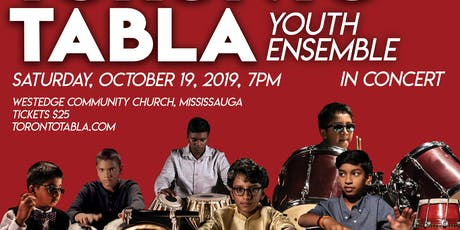 Toronto Tabla Youth Ensemble in Concert tickets