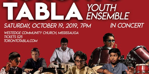 Toronto Tabla Youth Ensemble in Concert
