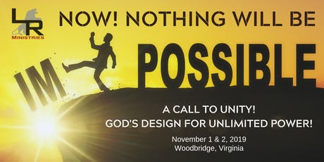 Now! Nothing Will Be Impossible! tickets