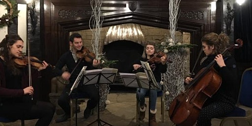 Atesh Quartet from The Royal Norther College of Music at Bramall Hall