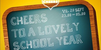 Cheers | To a Lovely School Year