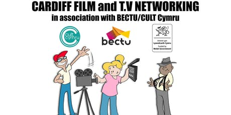 Cardiff Film and TV Networking with BECTU/CULT Cymru tickets