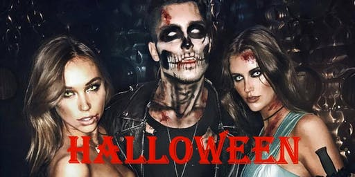 Latin Halloween Party!  Live Music by Grupo Rey and Best Costume Prizes