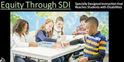SPED Coaching: SDI and Coteaching  - Purpose Pushers LLC