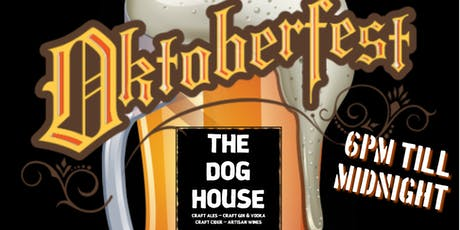 Okoberfest at The DogHouse Caerleon tickets