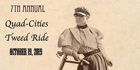 7th Annual Quad-Cities Tweed Ride tickets