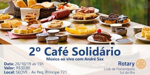2º Café Solidário
