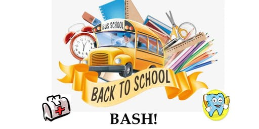 Wilmington Head Start & ECCS Grant Back to School Bash