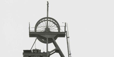 Bernd a Hilla Becher: Delweddau Diwydiant /  Industrial Visions. tickets