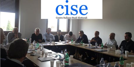 Joint seminar CISE and the Department of Political Science - 31 Oct. biglietti