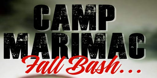Camp Marimac Fall Bash 2019