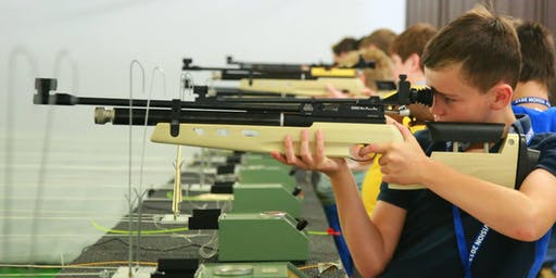 Junior One hour introduction to Target Shooting in Leatherhead Autumn 2019