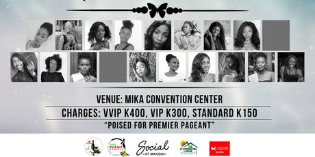 Miss Pageant Zambia 2019 Beauty Contest  tickets