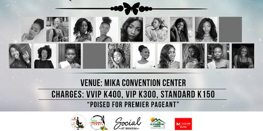 Miss Pageant Zambia 2019 Beauty Contest