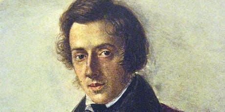 Homenaje a Chopin -  Gabriela Martinez y Diana Gasparini entradas