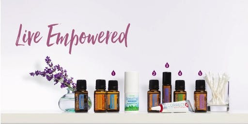 Live Empowered with doTERRA essential oils
