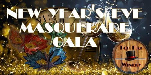 New Year's Eve Masquerade Gala