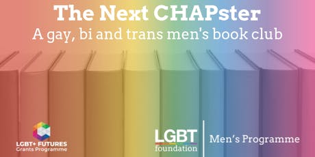 The Next CHAPster: gay, bi & trans men's book club tickets