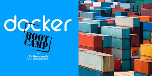 Learning Docker - Boot Camp