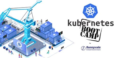 Container orchestration with Kubernetes - Boot Camp tickets
