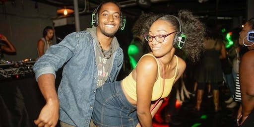 """Urban Fêtes presents: SILENT PARTY INDY """"Battle of the Sexes"""""""