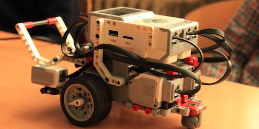 Navorming Lager & Secundair Onderwijs -- Robots programmeren in de klas - Lego Mindstorms