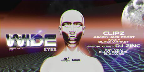 Wide Eyes: Clipz / DJ Zinc / Jumpin Jack Frost / Nicky Blackmarket & More tickets