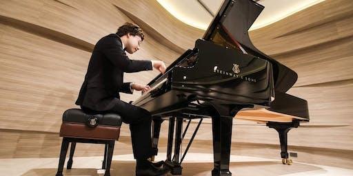 Poom Prommachart Solo Piano Recital