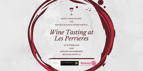 Wine tasting at Domaines les Perrières tickets