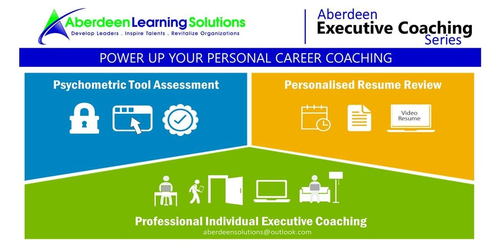 POWER UP YOUR PERSONAL CAREER COACHING Tickets, Tue 10 Sep