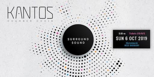 Kantos Chamber Choir presents: Surround Sound