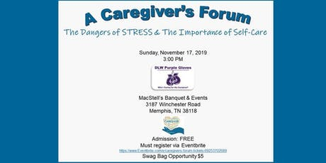 Caregiver's Forum tickets