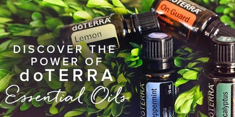 Essential Oil Basics - for beginners to experts! tickets
