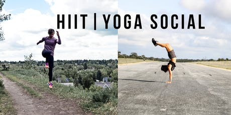 HIIT|YOGA Social tickets