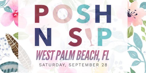 Posh N Sip - West Palm Beach, FL