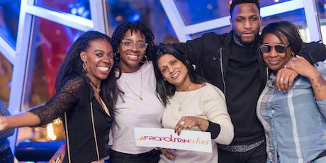 AfropolitanNYC (October Edition) - Largest Afterwork Cultural Mixer For Diaspora Professionals tickets