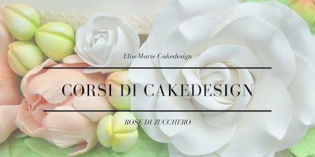 EliseMarie Cakedesign - Rose di Zucchero biglietti