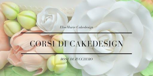 EliseMarie Cakedesign - Rose di Zucchero
