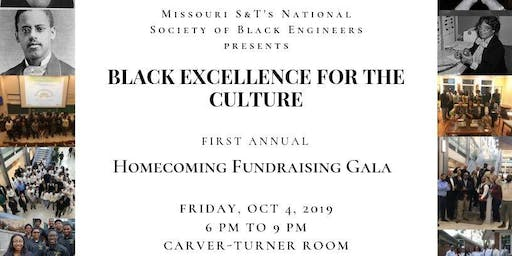 Missouri S&T's NSBE Black Excellence for the Culture Fundraising Gala
