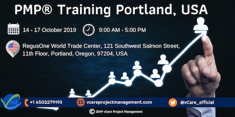PMP Certification | Training | Course | Portland | October | 2019 tickets