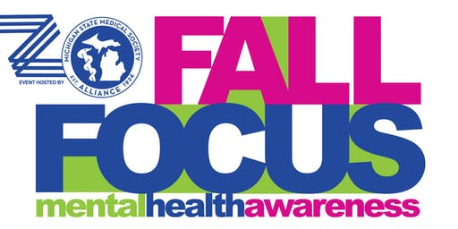 MSMSA Fall Focus: Mental Health Symposium