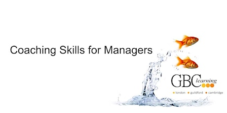Coaching Skills for Managers - Guildford tickets