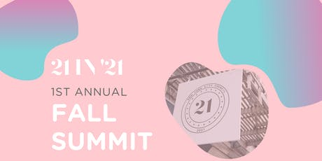 21 in '21 Summit tickets