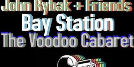 John Rybak & Friends, Voodoo Cabaret, Bay Station @ The Boom Boom Room tickets