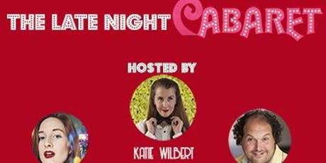The Late Night Cabaret tickets