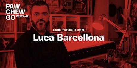 Calligrafia: tecniche, stili e strumenti / con Luca Barcellona biglietti